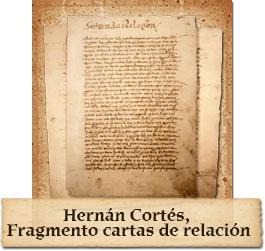 hernan cortes carta: