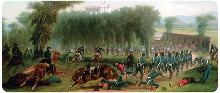 Fotos de la batalla del castillo de chapultepec 37