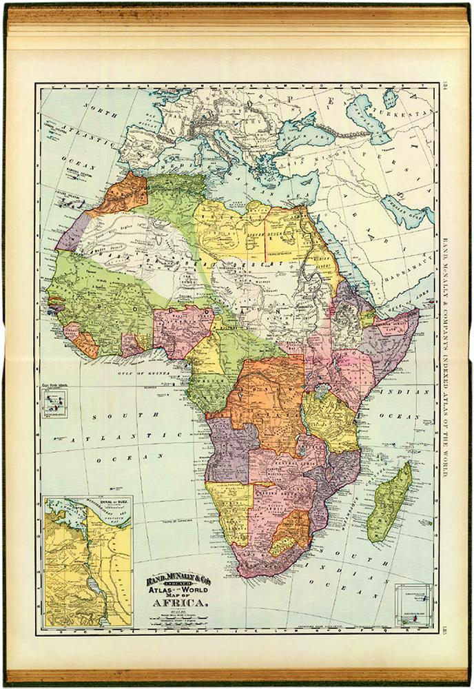 África a finales del s. XIX