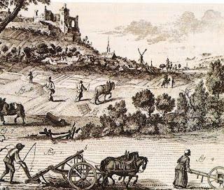 Resultado de imagen de revolucion agricola gran bretaña