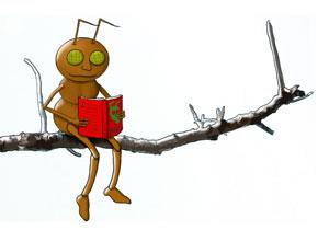 hormiga lectora
