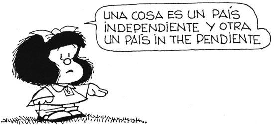 Caricatura de Trino