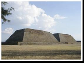 Sitio del Imperio en Ihuatzio