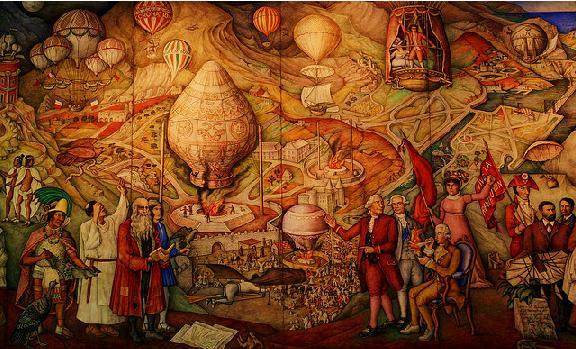 Muralistas Mexicanos on Pinterest | Dia De, Murals and Google