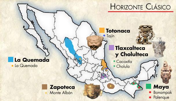 El Arte De Las Culturas Formativas De Mesoamérica: UNAM : CCH SUR : HISTORIA DE MEXICO I : UNIDAD II
