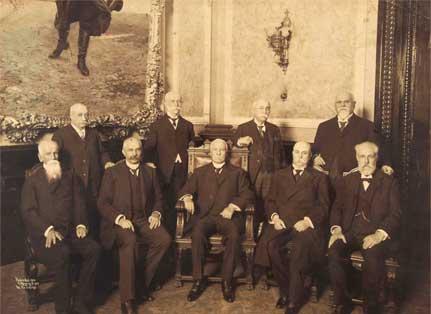 Resultado de imagen para Porfirio Díaz y sus ministros