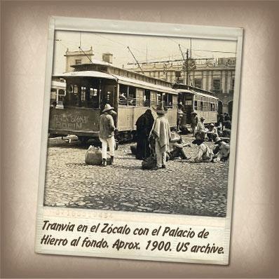La Ciudad de México a través del tiempo