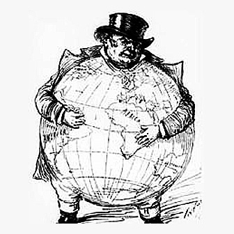 Fat imperialism