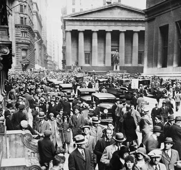 Crac de la Bolsa de Nueva York