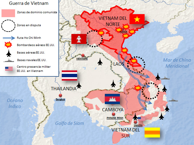Segunda guerra de Vietnam