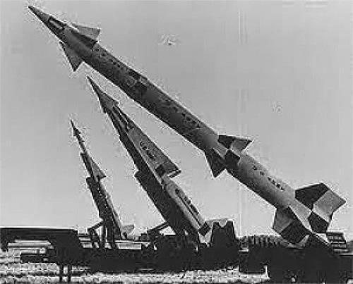 Proyecto de instalación de misiles soviéticos en Cuba, 1962