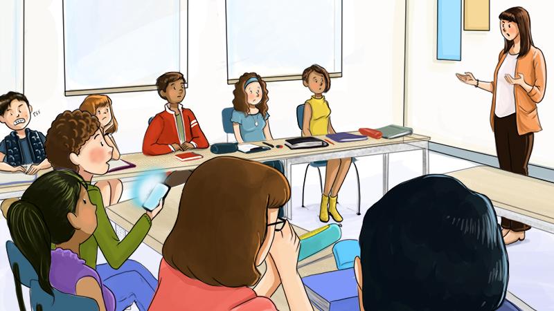 Classroomlanguage