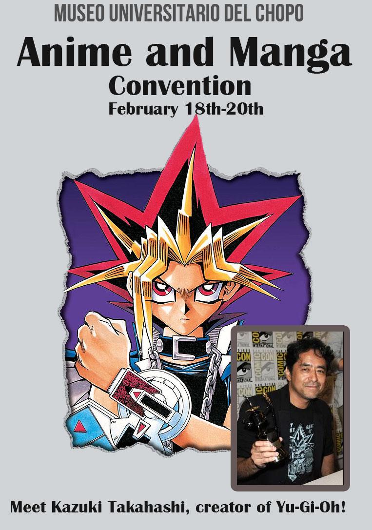 anime and manga convention