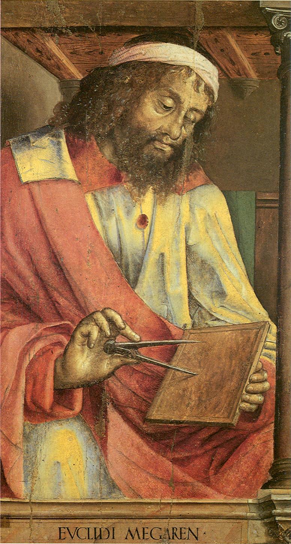 Euclides de Megara. Justo de Gante