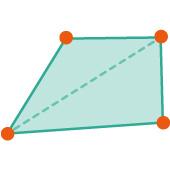 poligono cuatro lados