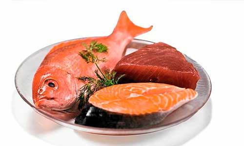 Pescado o carne