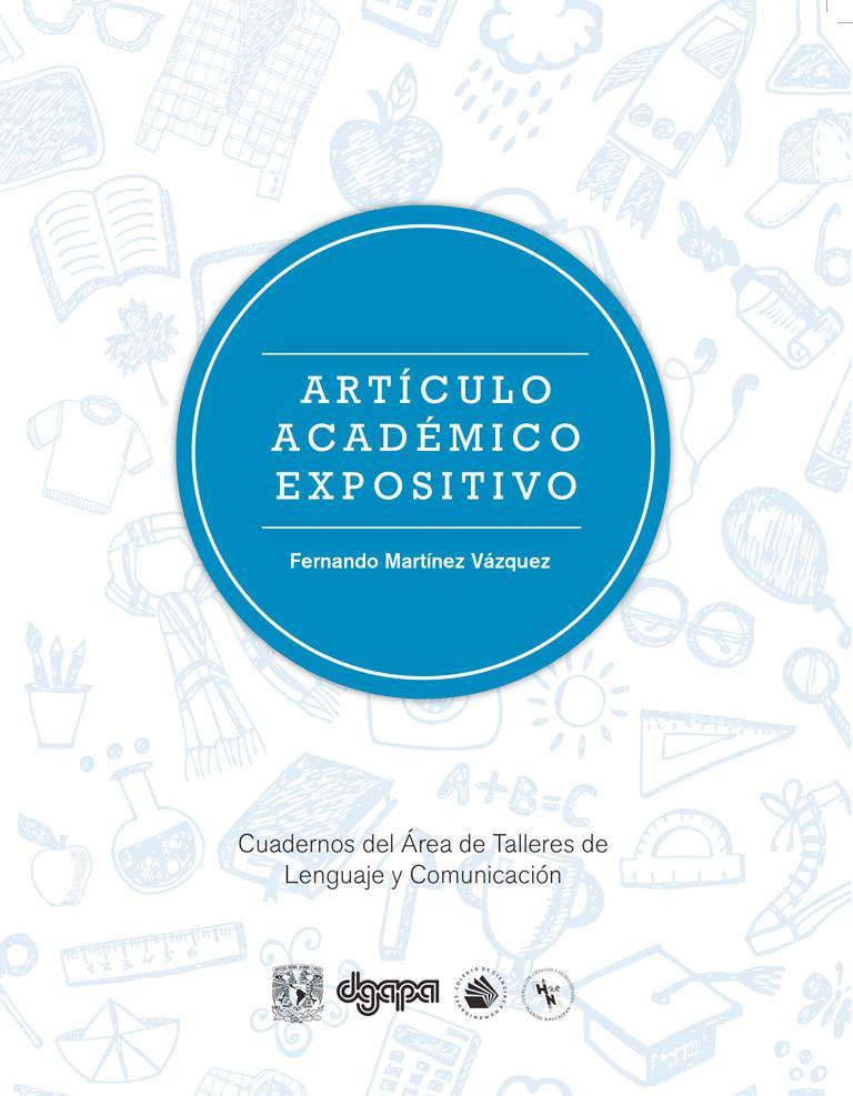 Artículo académico expositivo