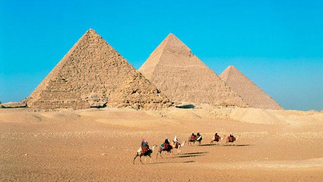 Los egipcios fueron de las primeras culturas en utilizar la operación con números