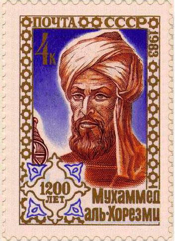 Matemático y astrónomo Al-Khwarizmi